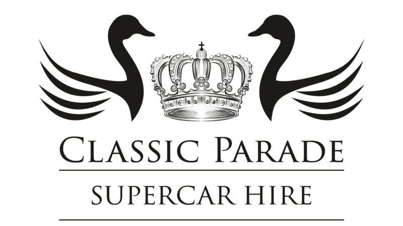 Supercar hire car rental Classic Parade