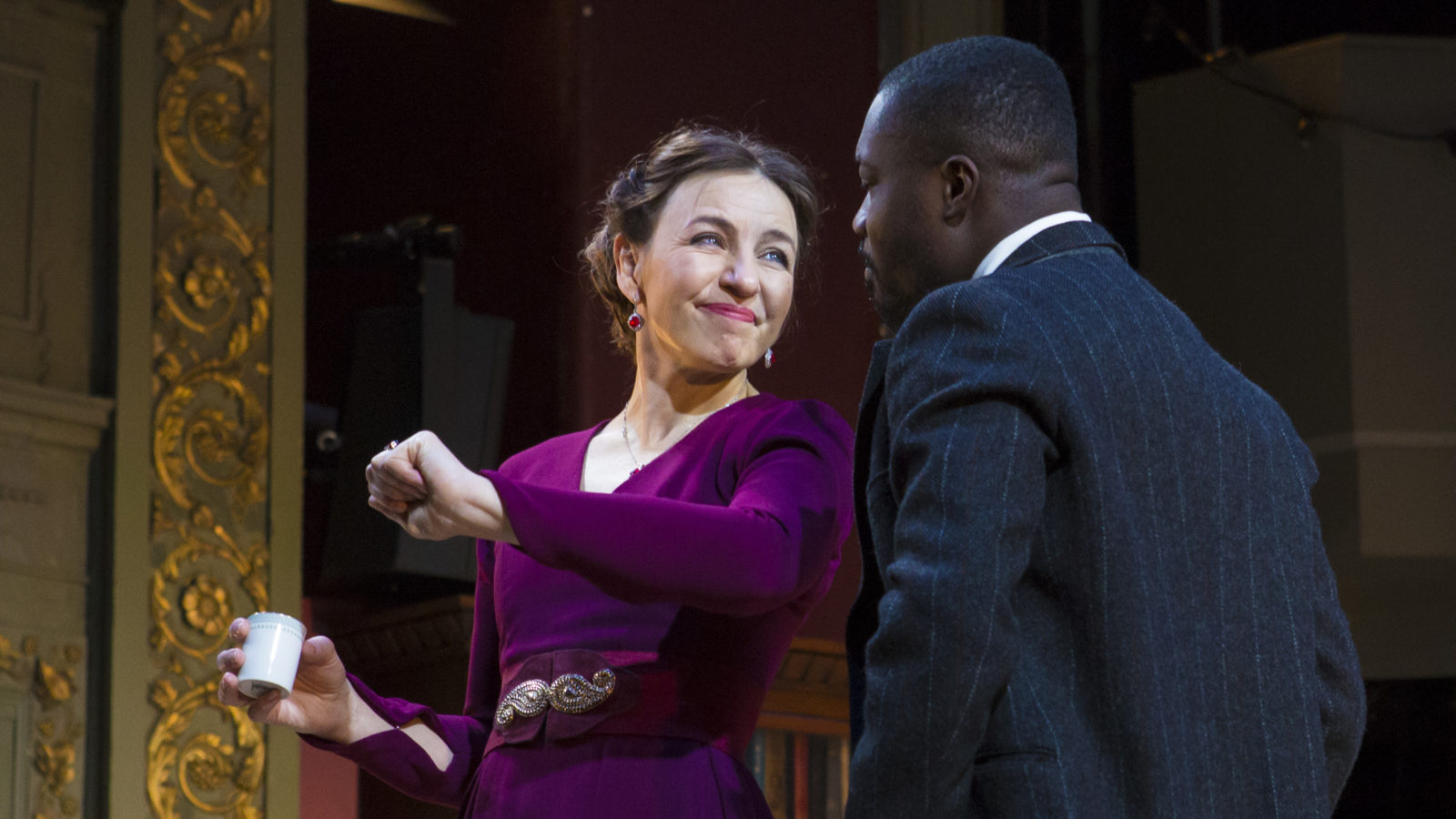 Review the cherry orchard bristol old vic buycottarizona