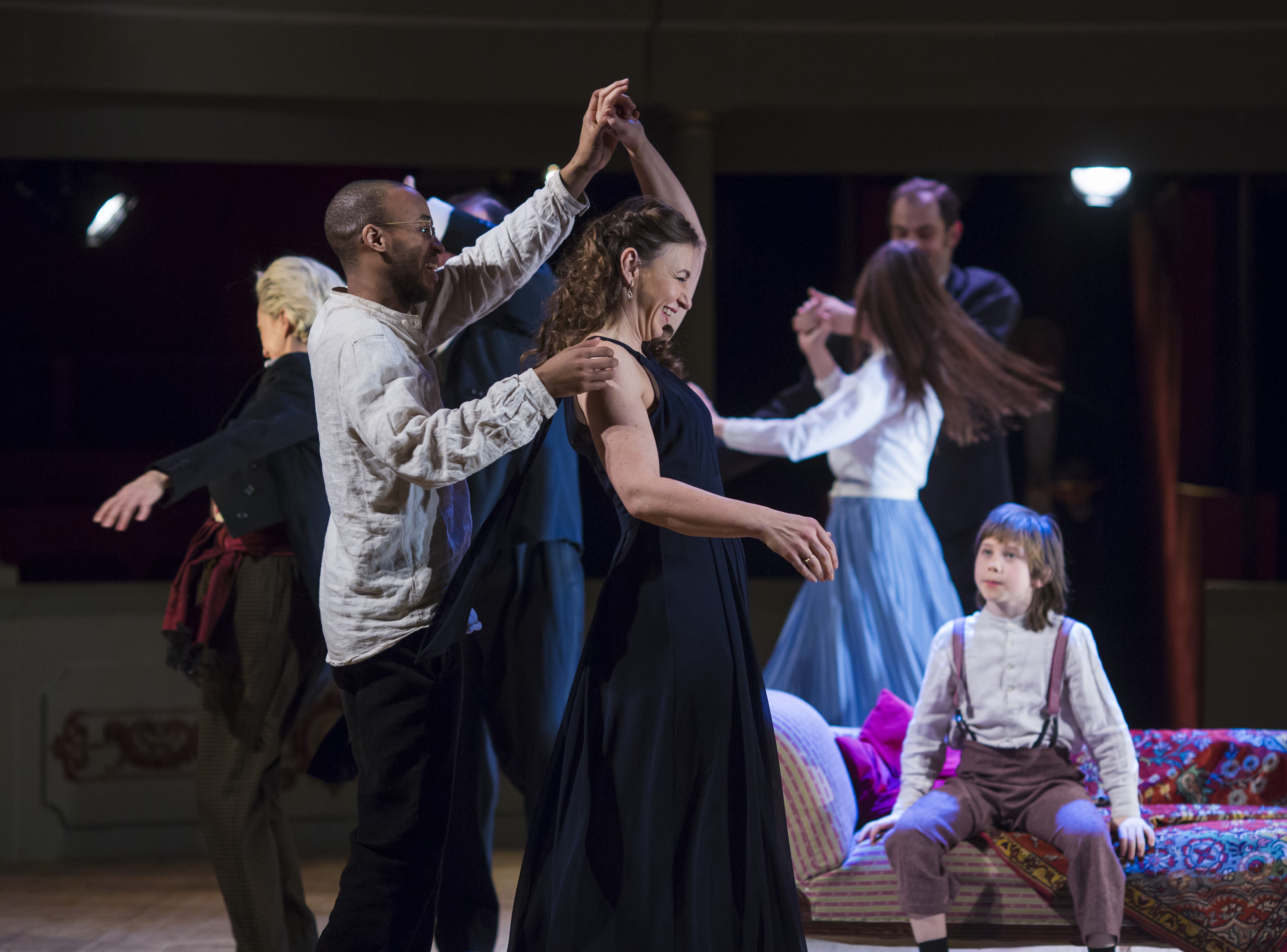 Review the cherry orchard bristol old vic though theres lots of wry humour along the way the cherry orchards final destination is heartbreaking for some of its cast and transformative for all buycottarizona
