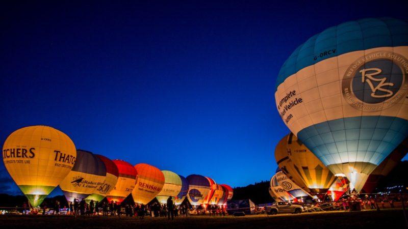 Virtual Balloon Fiesta nightglow to take place