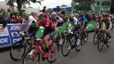 Long Ashton cyclist wins epic race across 11 countries