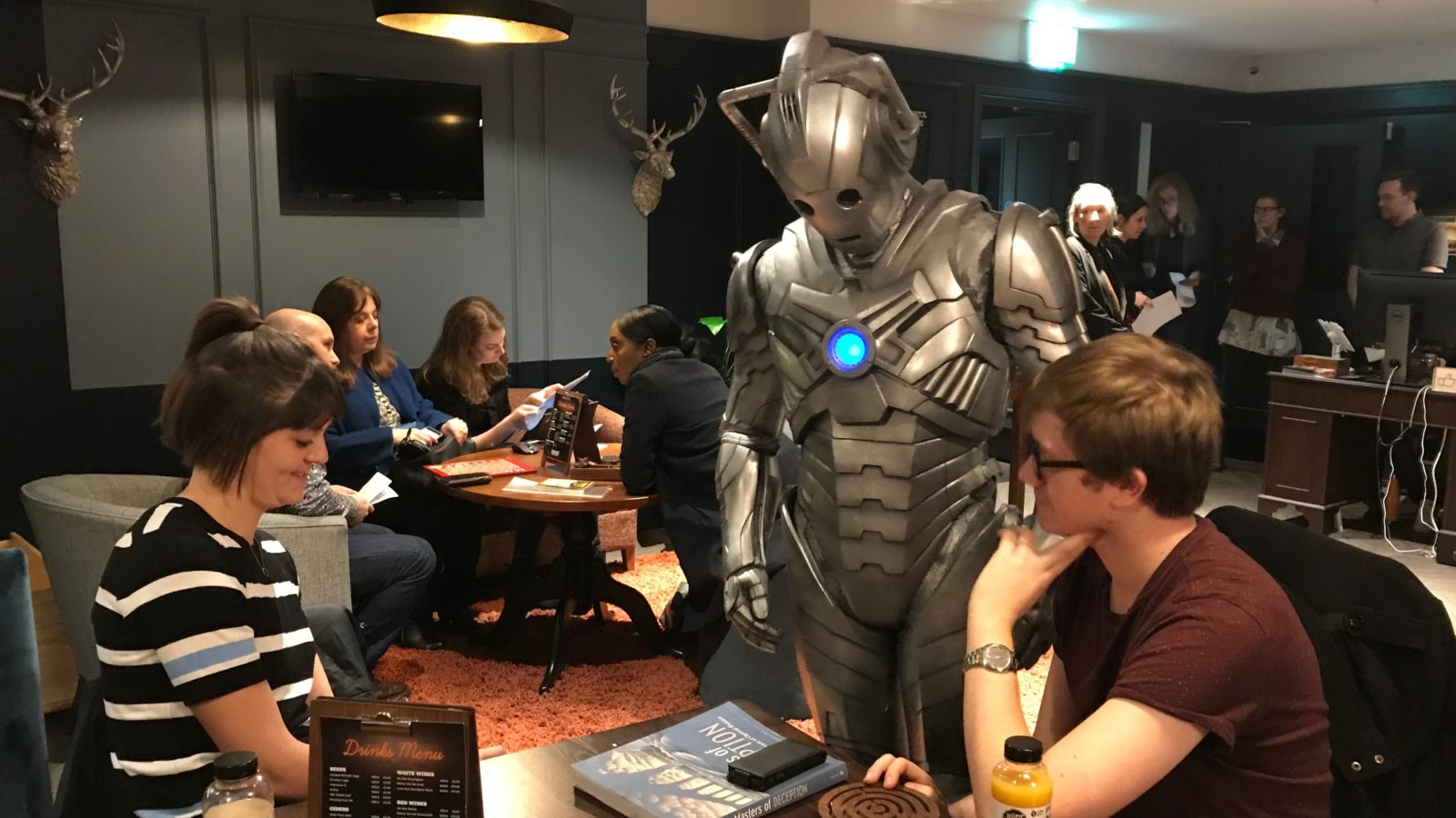 Doctor Who Escape Room Opens in Bristol UK