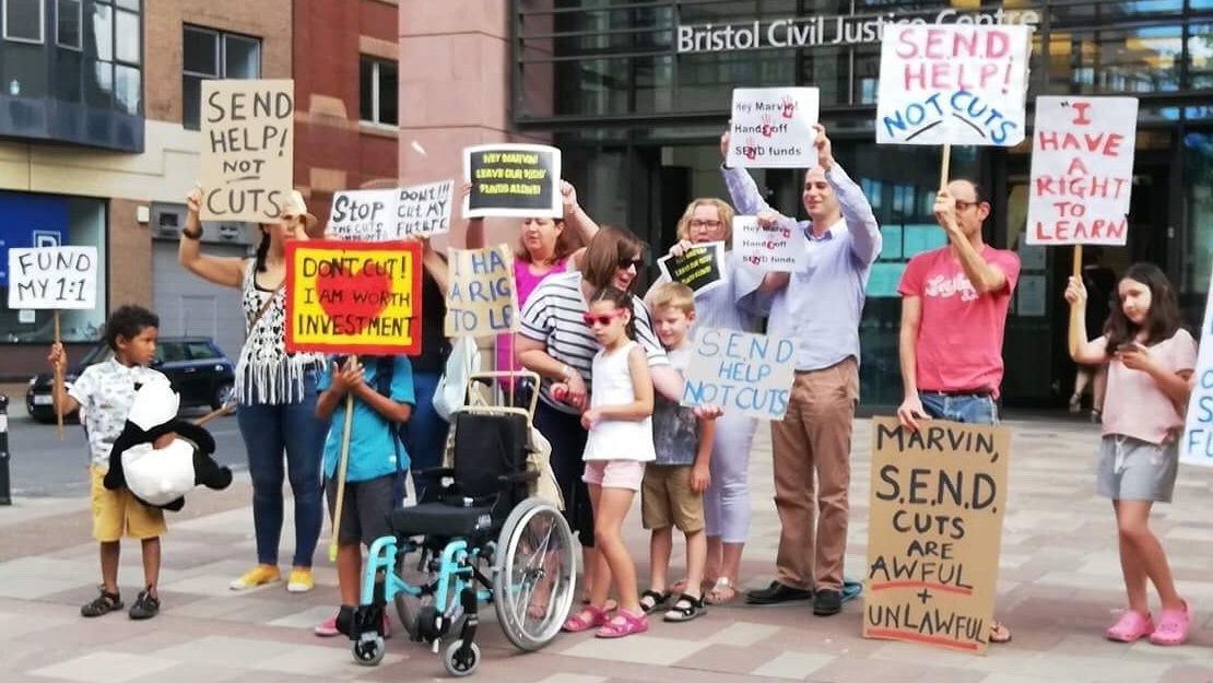 'The situation for SEND children in Bristol is dire'