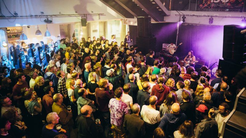 'The last few weeks have reinforced to me how special live music is'