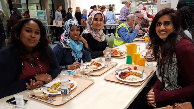 Faith, fasting and community spirit in Bristol