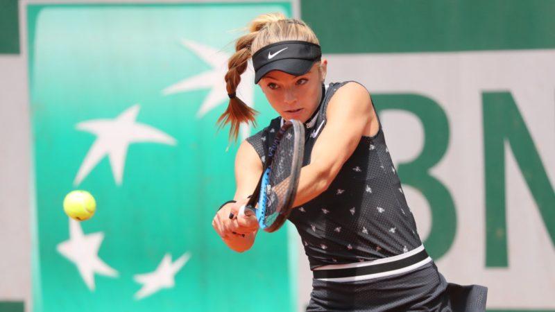 Bristol tennis star Katie Swan shares her struggles with confidence