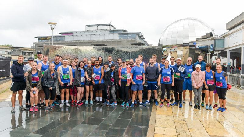 100 day half marathon challenge launches