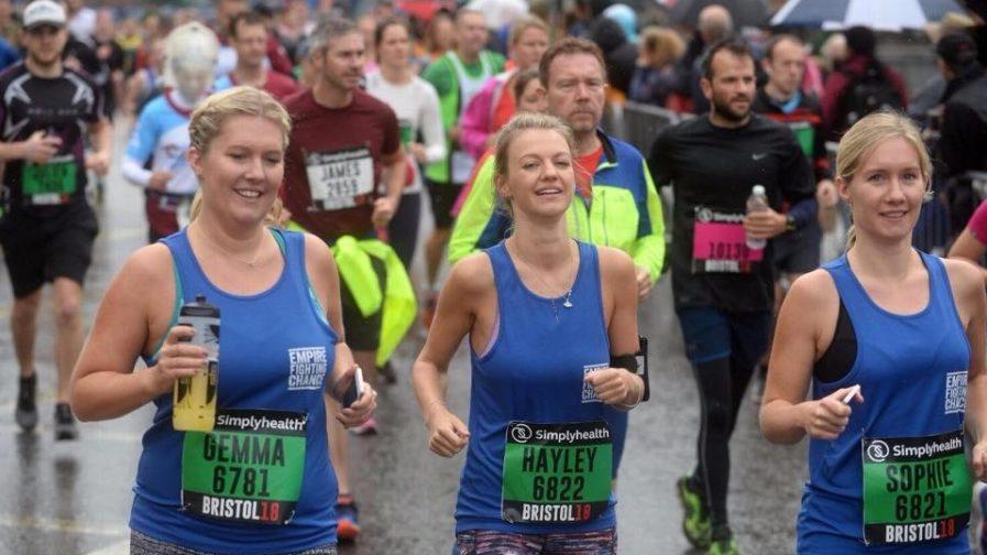 Bristol half marathon cancelled for 2020