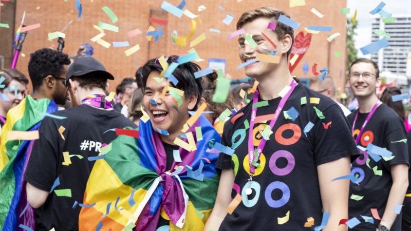 Bristol Pride Parade 2019 – in photos