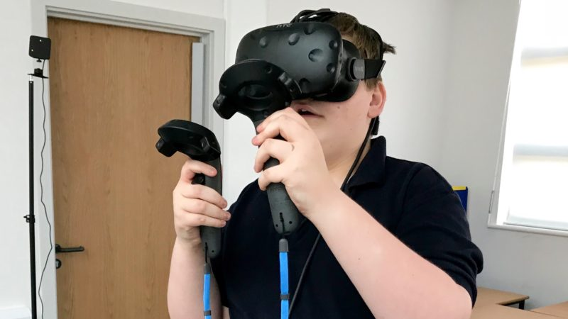 How virtual reality can help Bristol's autistic children
