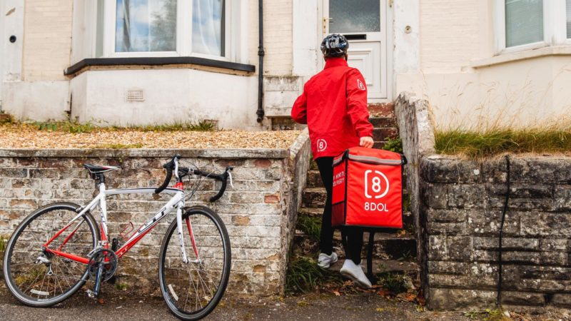 Worldwide student grocery delivery service phenomenon comes to Bristol
