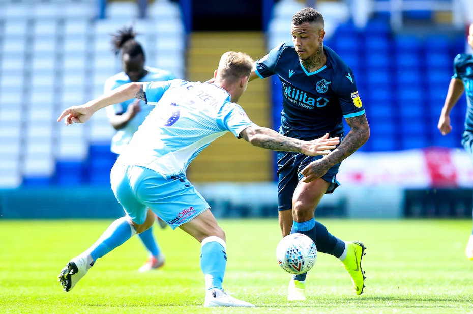 Rovers fall to 2-0 defeat at Coventry  |
