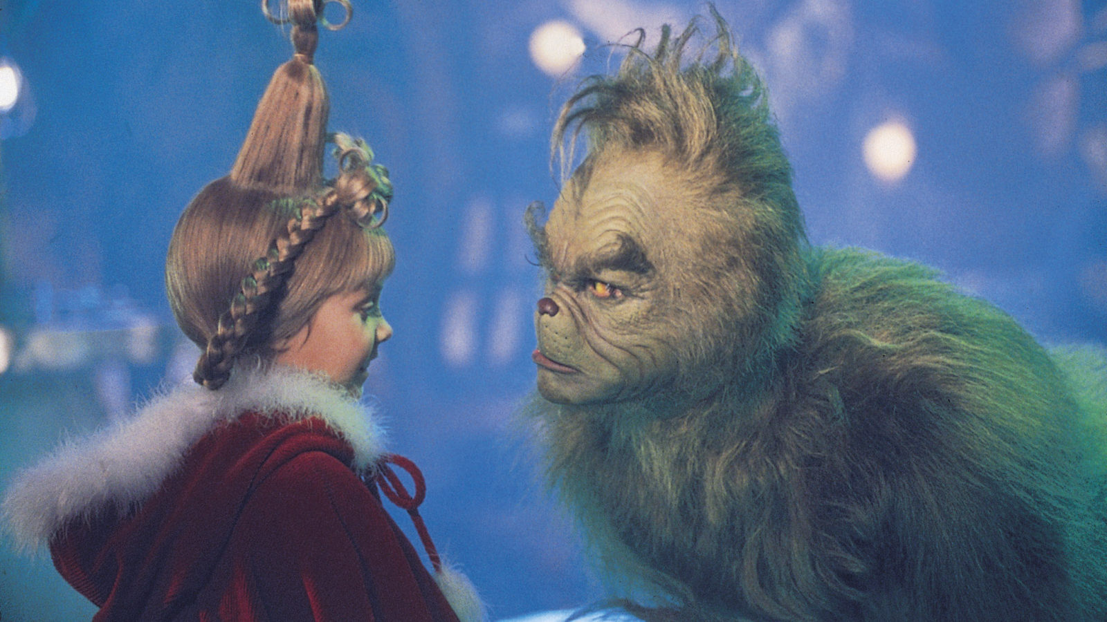 How The Grinch Stole Christmas Movie.Bristol Film Festival How The Grinch Stole Christmas