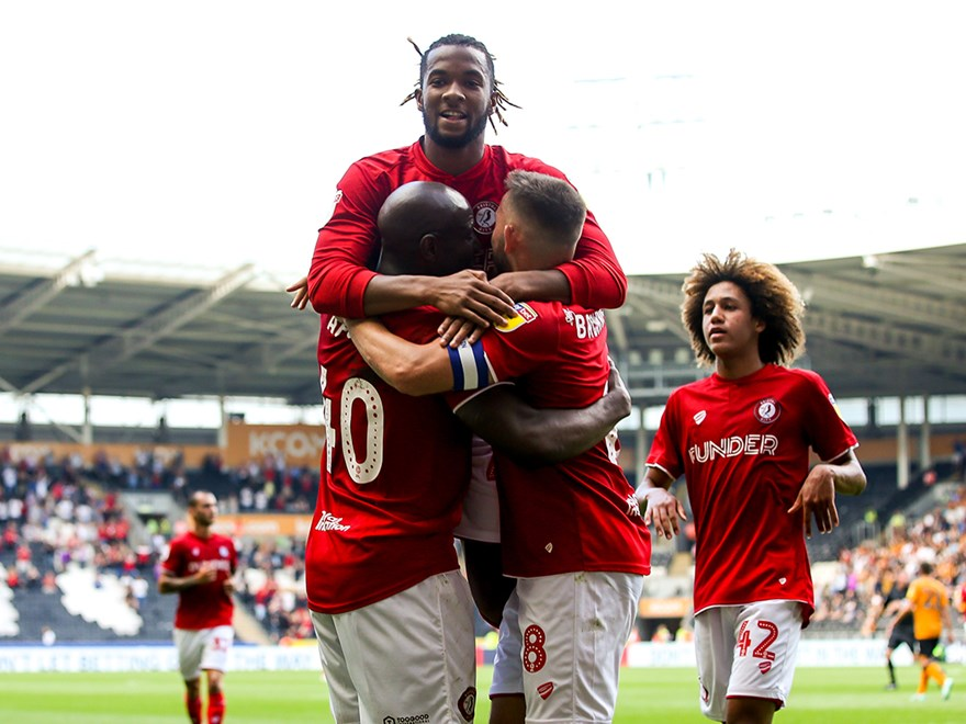 Match report: Hull City 1-3 Bristol City  |