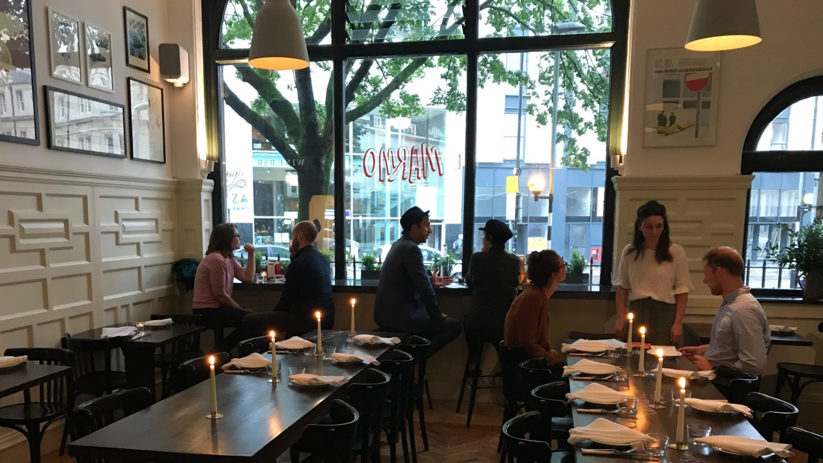 Marmo Restaurant Review