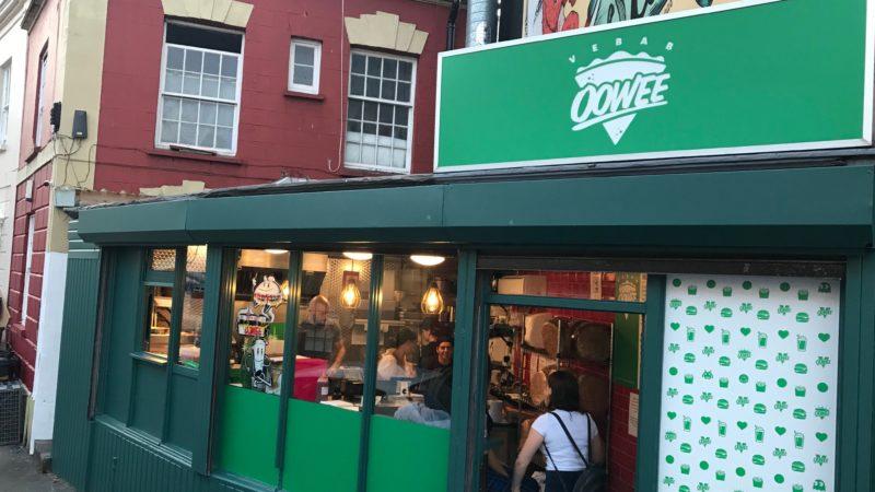 Oowee open Bristol's first vegan kebab shop