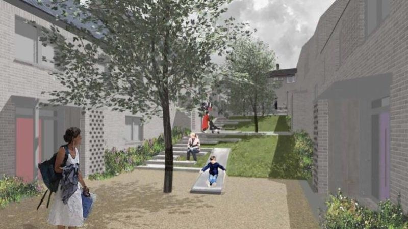 Community-led housing proposals for Lawrence Weston