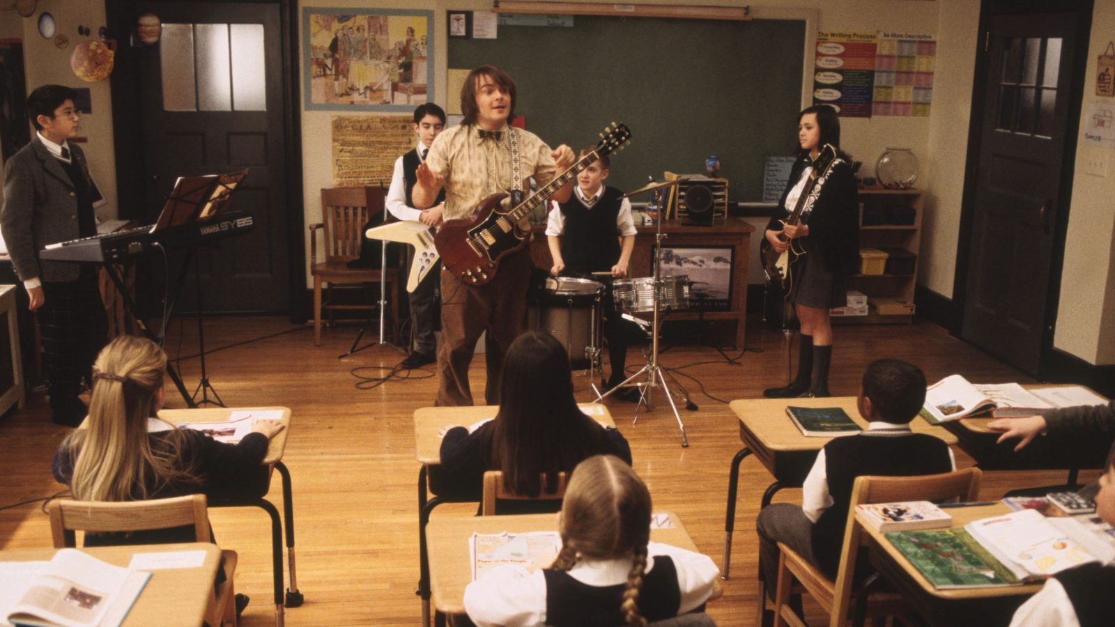 Encounters 2019: School of Rock | What's On | Bristol 24/7