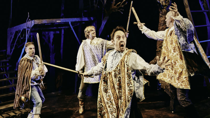 Review: The Three Musketeers, Bristol Old Vic
