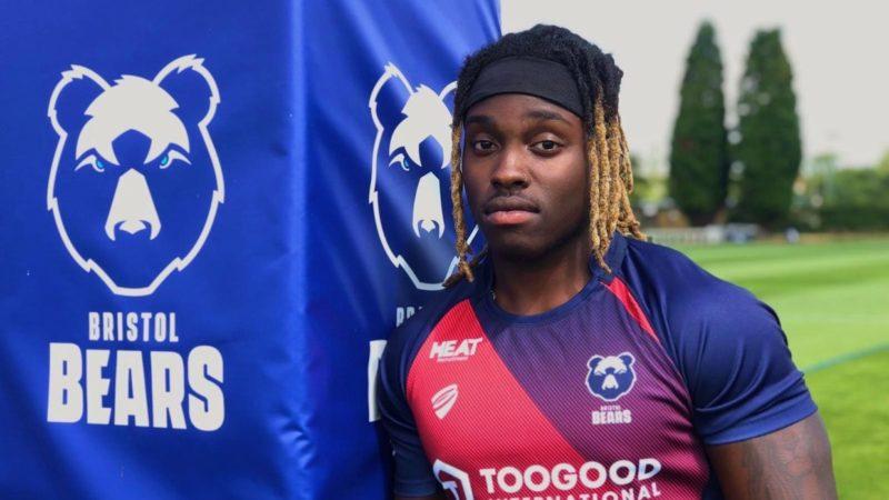 YouTube sensation signs for Bristol Bears