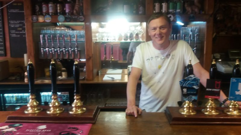 New landlord for St Jude's pub