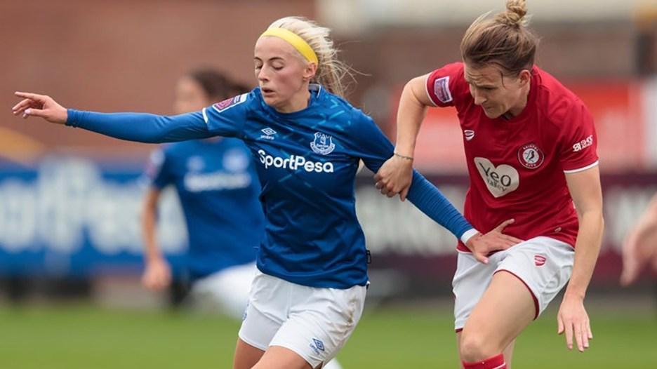 Match Report Everton Women 2 0 Bristol City Women