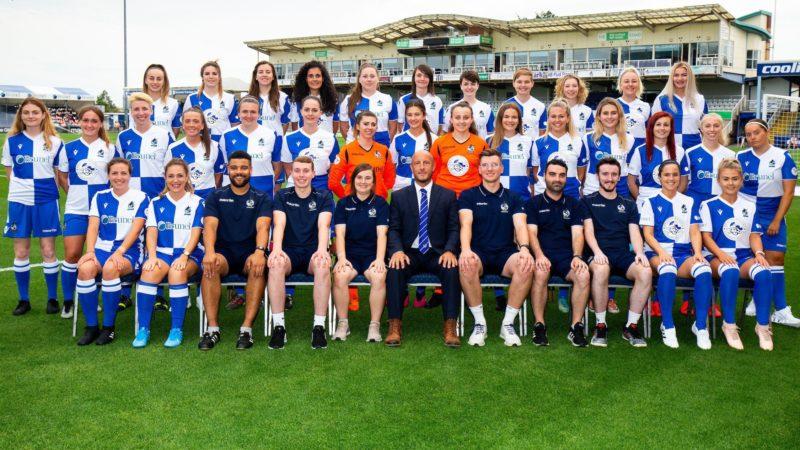 Gas Girls reveal squad ahead of debut season
