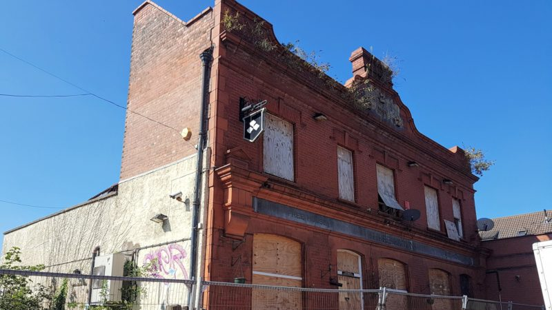 Historic St George pub set to be turned into flats