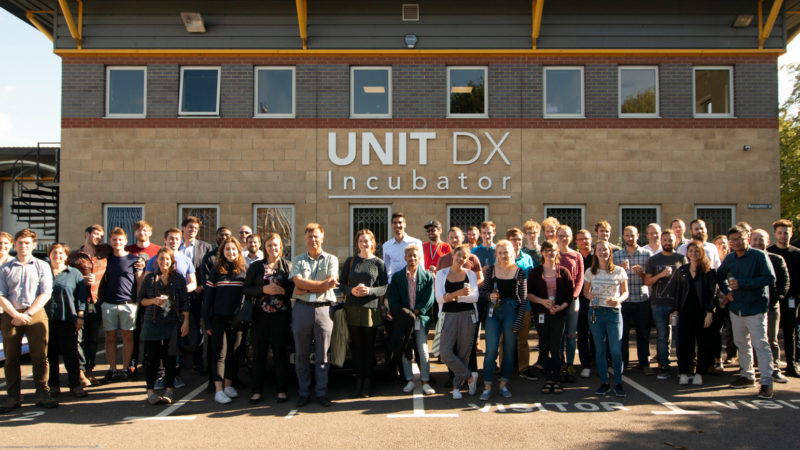 Team behind Bristol's only science incubator set to expand into new premises
