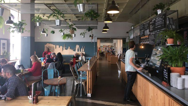 Alternative spaces to study in Bristol