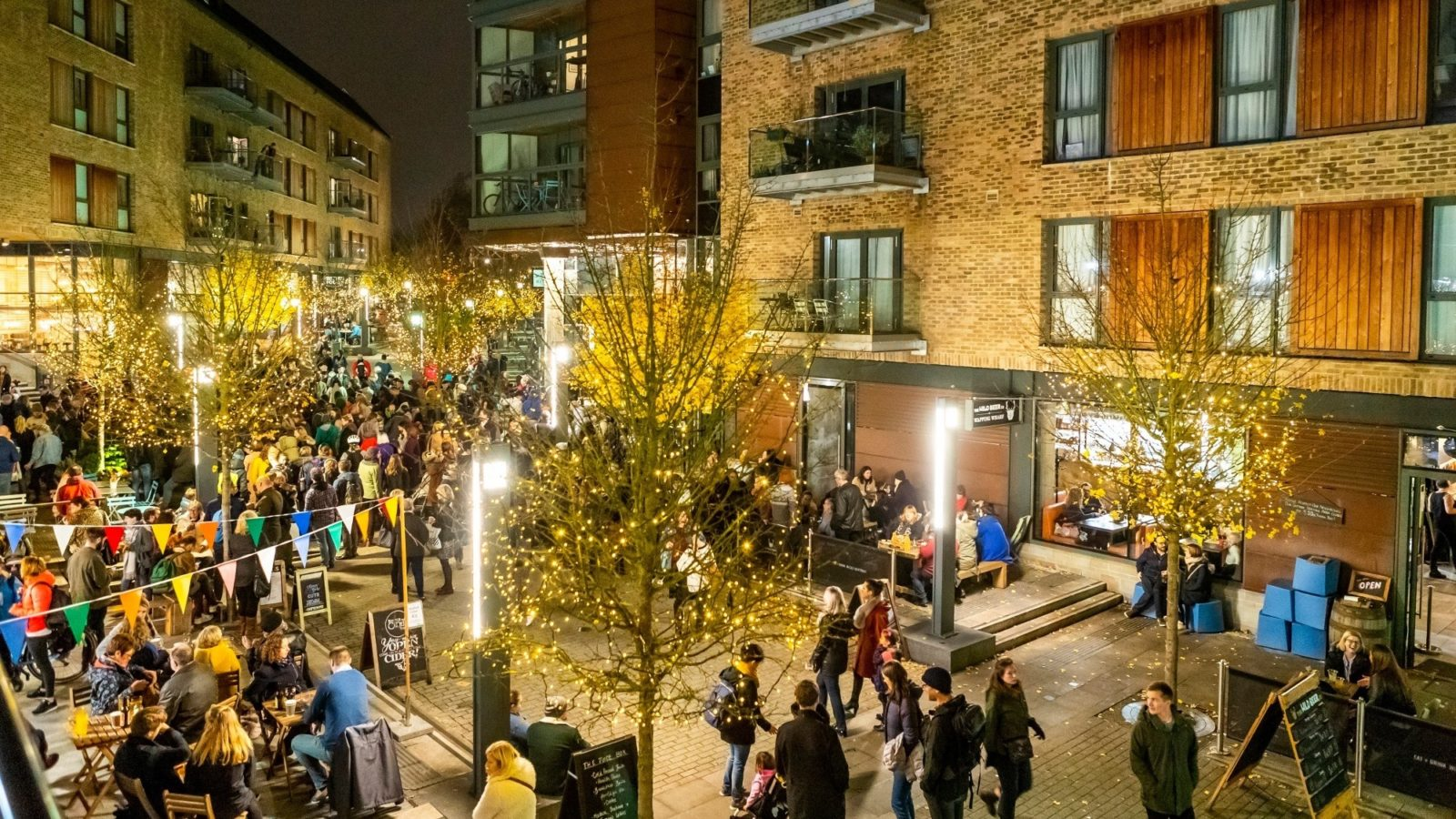 A Wapping Wharf Christmas With A Fairytale Twist Whats On