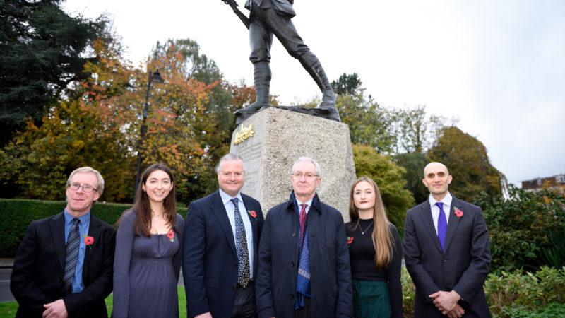 University of Bristol pledges its support for ex-service veterans