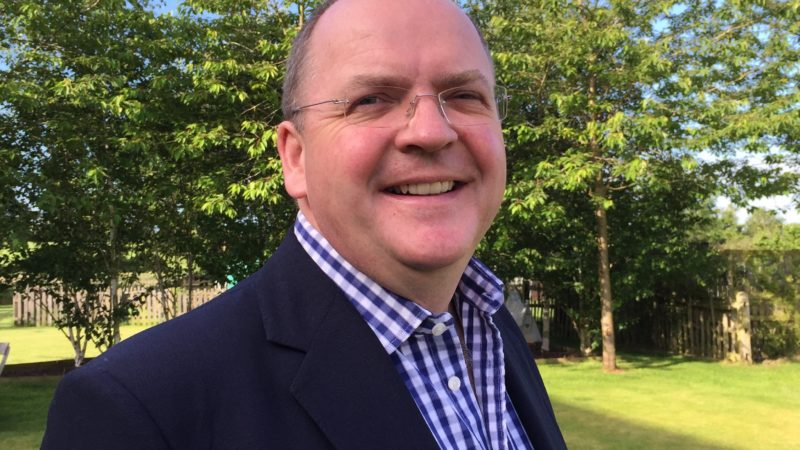 Stuart Hatton, Umberslade managing director