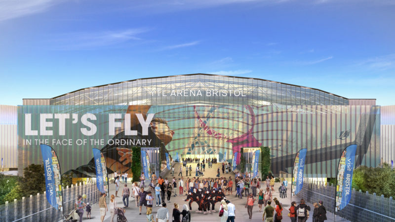 YTL Arena Bristol boss: 'We're building much more than just an arena'