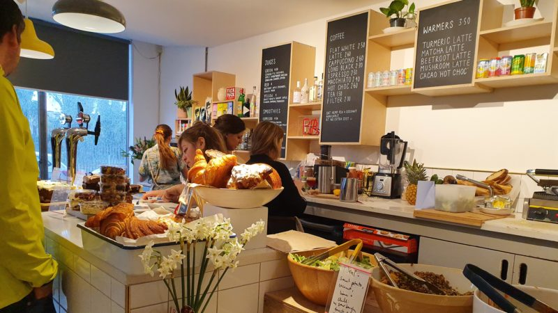 Emmeline Café, Spike Island: 'wholesome, hearty and welcoming' – cafe review