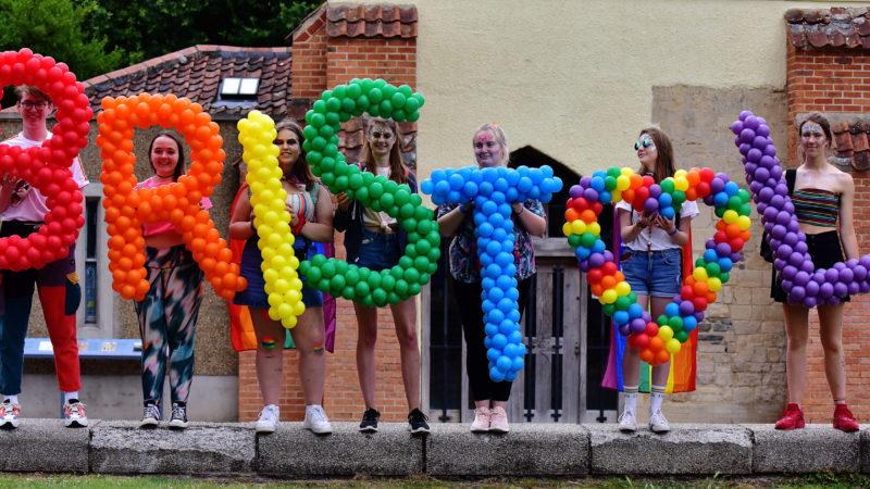 Celebrating Bristol24/7's LGBTQ+ coverage