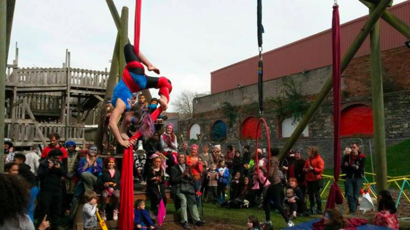 Artspace Lifespace / Invisible Circus and others awarded BCC's Imagination funding
