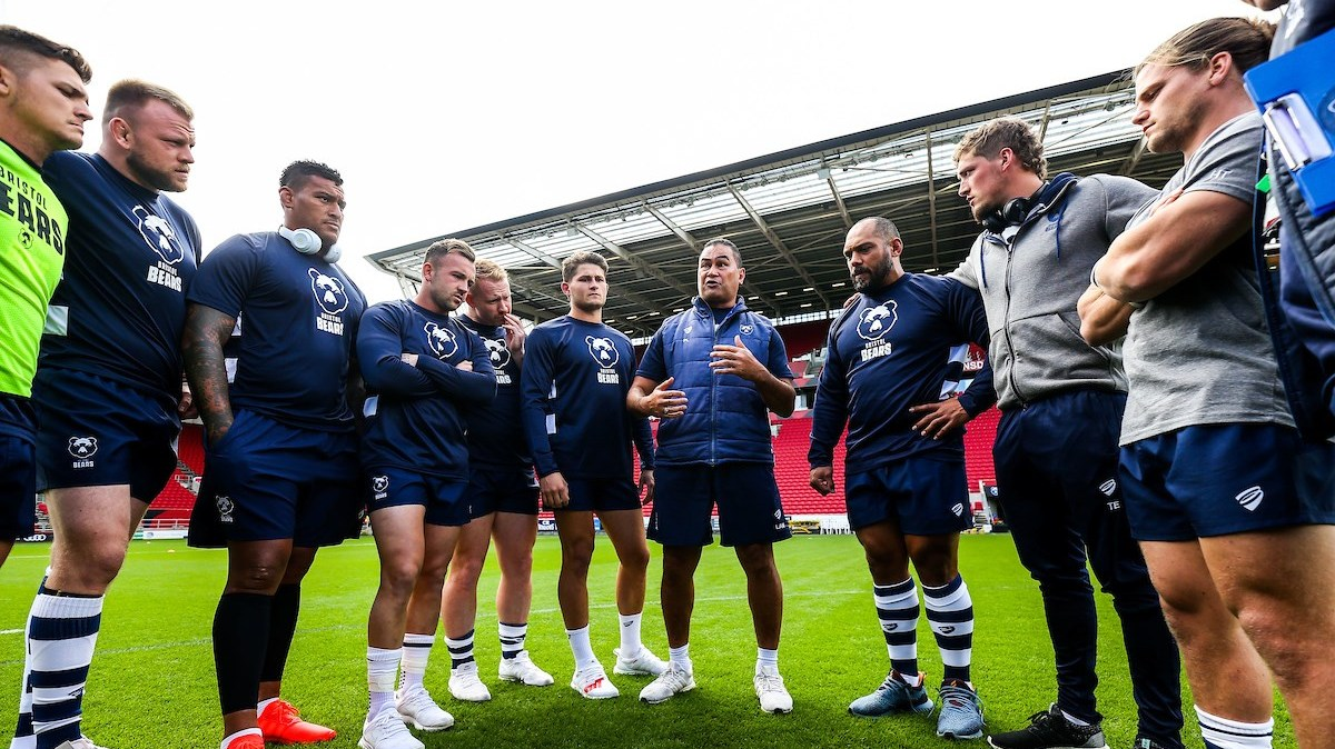 Bristol Bears players and staff take a paycut during coronavirus crisis