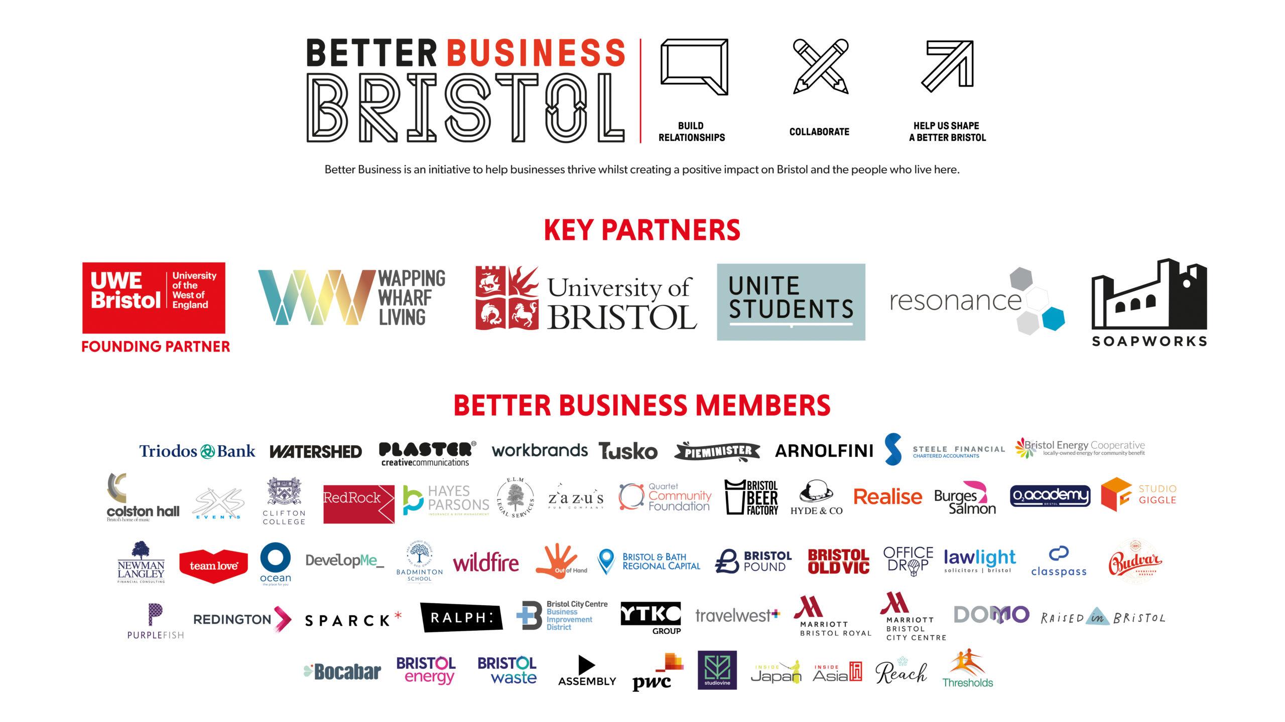 Better Business Member logos