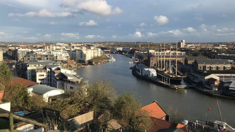 Bristol area named one of the best places to live in the UK