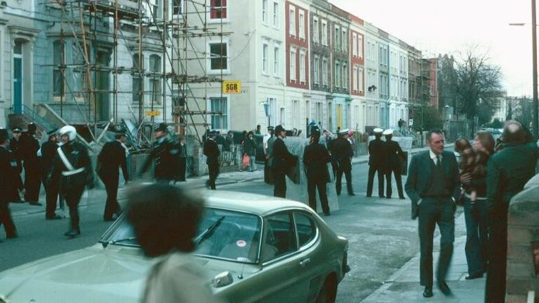 'St Paul's riots changed policing forever'