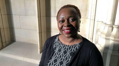 Olivette Otele: 'What makes Bristol exceptional is its activist heart'