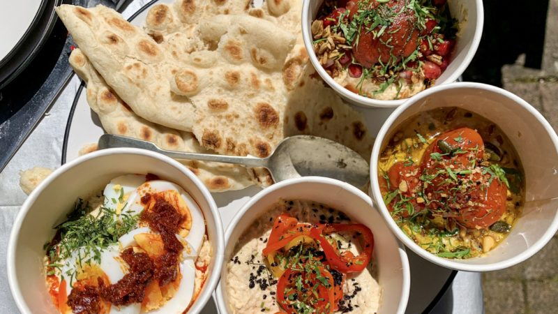 Persian and Middle Eastern restaurant to open in Wapping Wharf