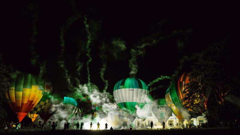 Teaser trailer for Balloon Fiesta nightglow released
