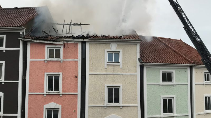 Eight households in temporary accommodation after Cliftonwood fire