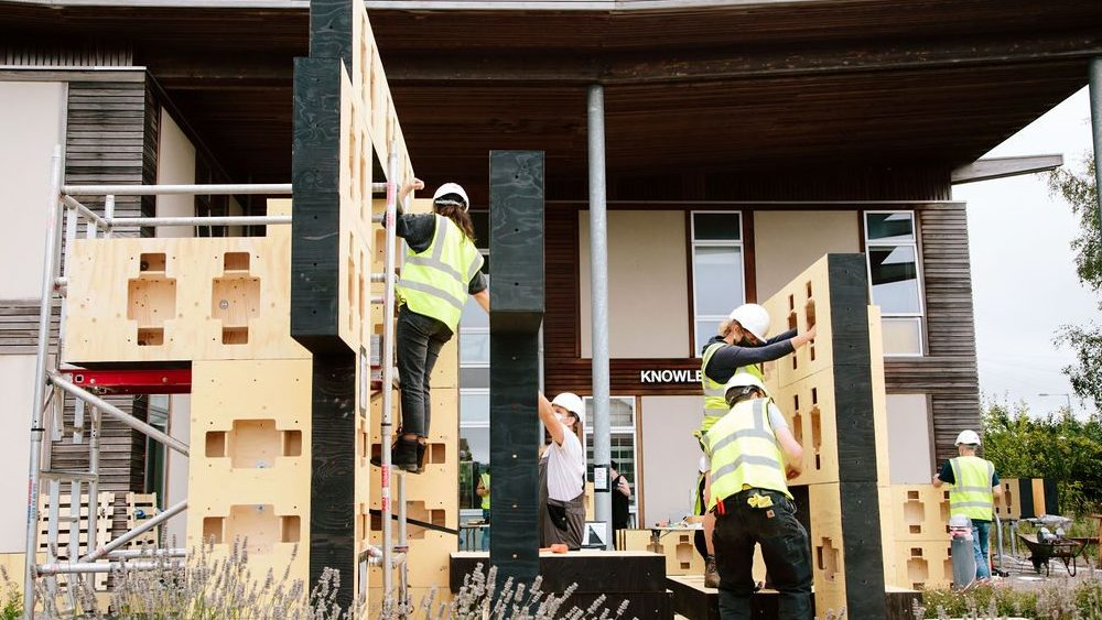 The Knowle West project putting building in the hands of communities