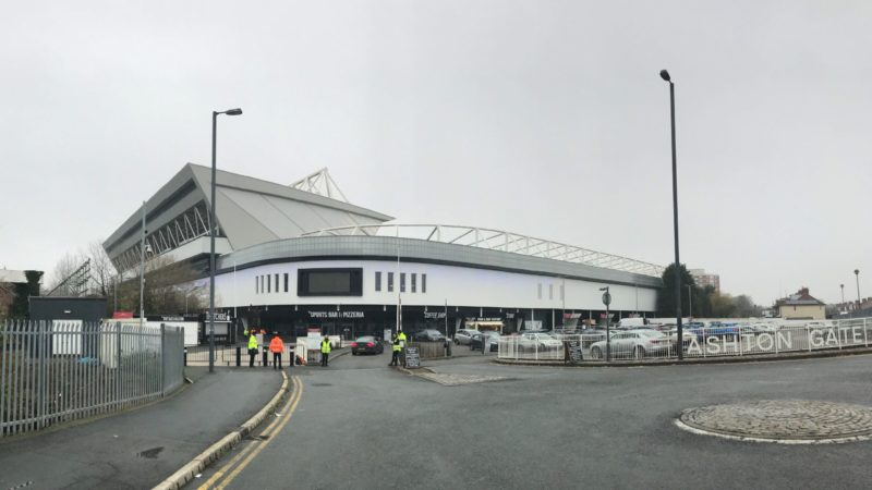 Mass Covid vaccinations could begin at Ashton Gate by early December