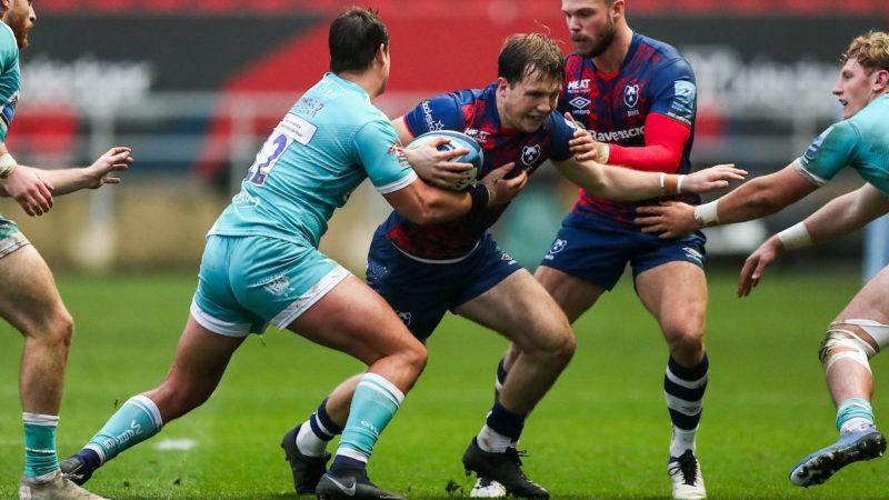 Ioan Lloyd: Bristol Bears' very own Roy of the Rovers