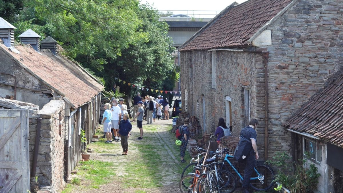The cohousing projects that are reducing social isolation in Bristol
