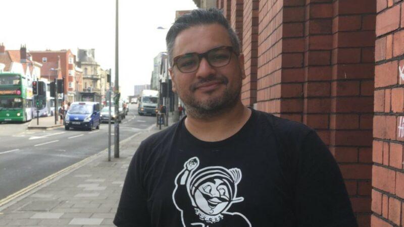 Bristol writer Nikesh Shukla turns down MBE